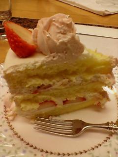 お誕生日ケーキも