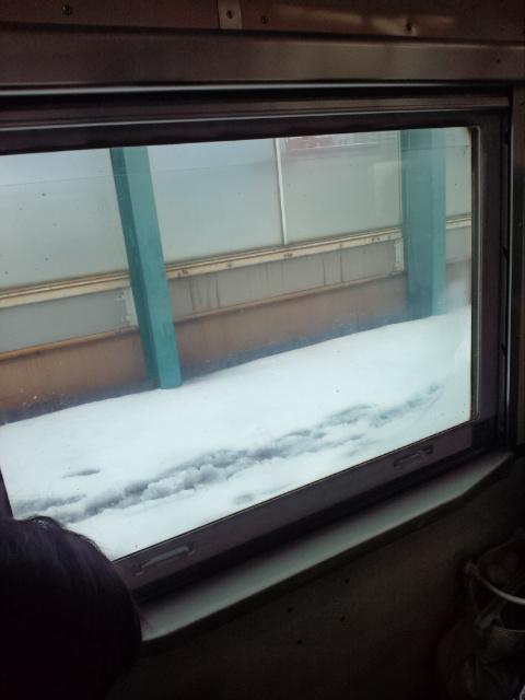 北区の車窓から